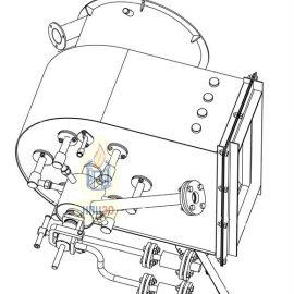 Горелки инжекционно-дутьевые ГКВД