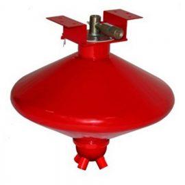 Модули автоматического порошкового пожаротушения